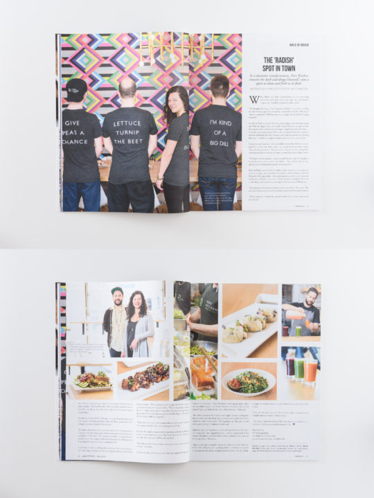 Edible Ottawa magazine
